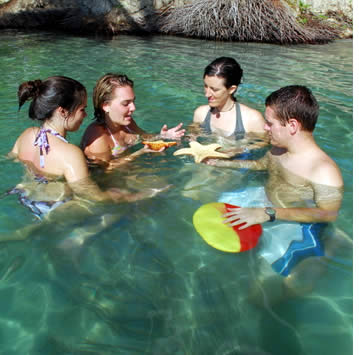 During Summer Vacations and High Season we offer Spanish lessons for Teens in Small Groups